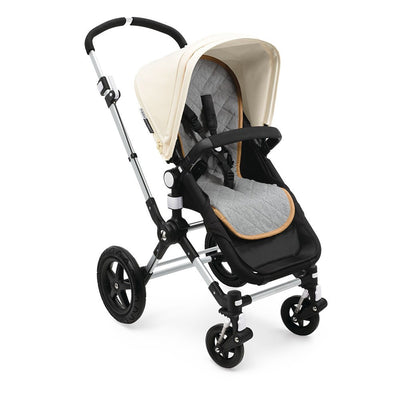 Bugaboo Wool Seat Liner on the Cameleon Stroller