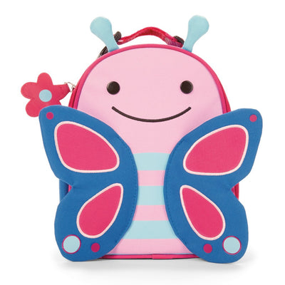 Skip Hop Zoo Lunchies Insulated Lunch Bag in Butterfly