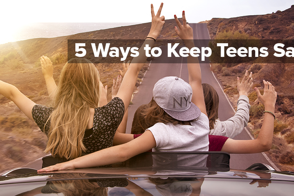 5 Ways to Keep Teens Safe