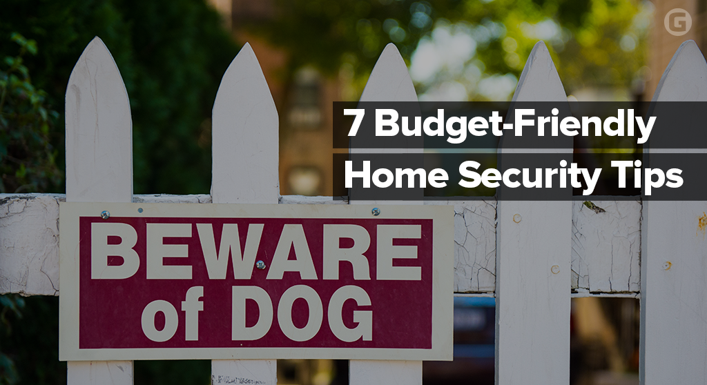 7 Budget-Friendly Home Security Tips
