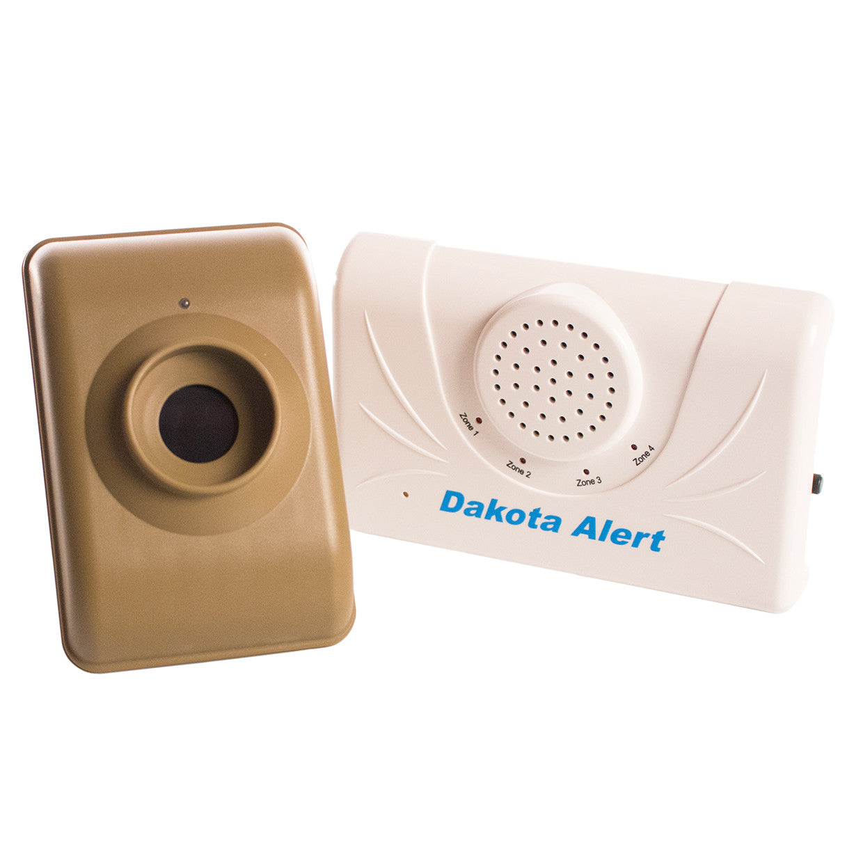 Dakota Alert 2500 - Basic Set Up and Chime/Zone Settings