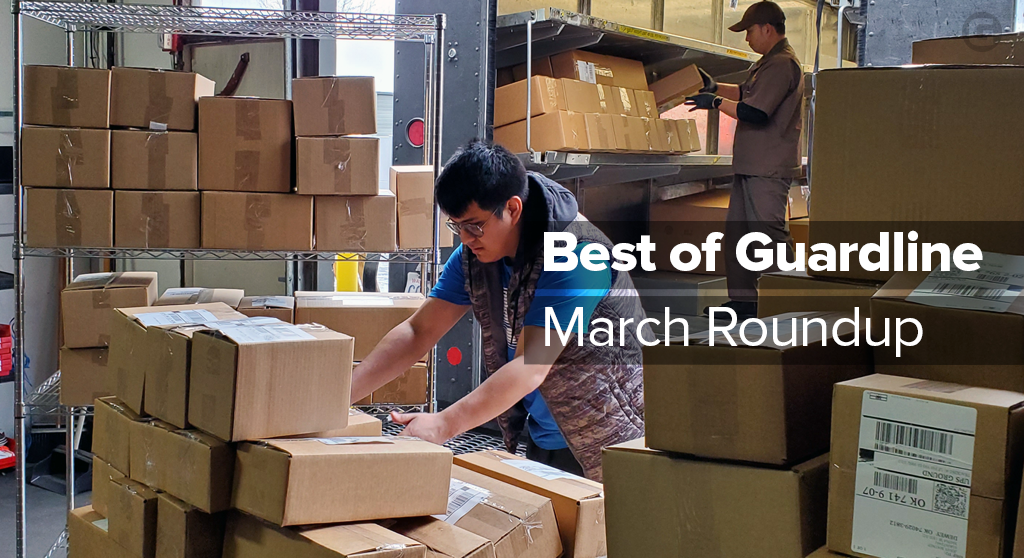 Best of Guardline: March Roundup