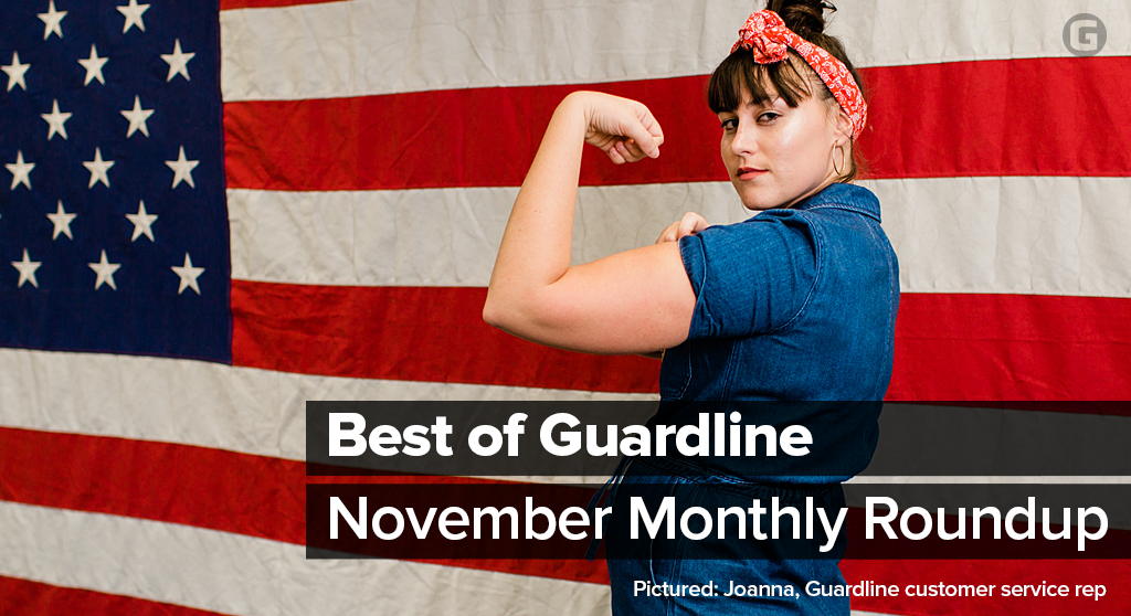 Best of Guardline: November Monthly Roundup