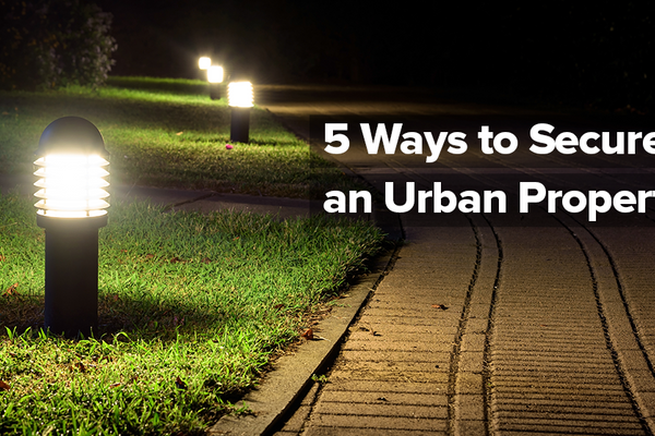5 Ways to Secure an Urban Property