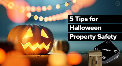5 Tips for Halloween Property Safety