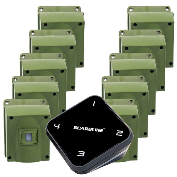 Guardline 1/4 Mile Wireless Driveway Alarm