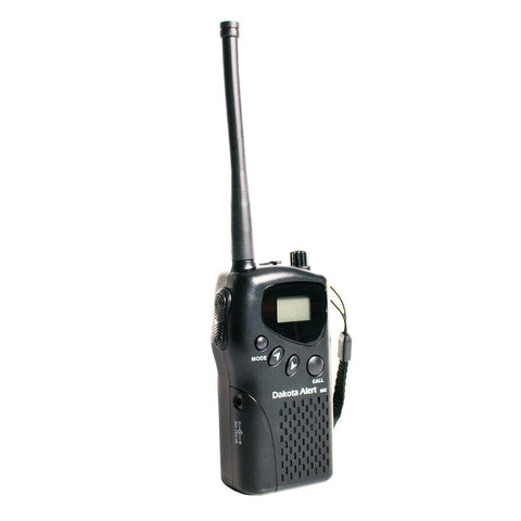 Dakota Alert 4-Mile Handheld Radio