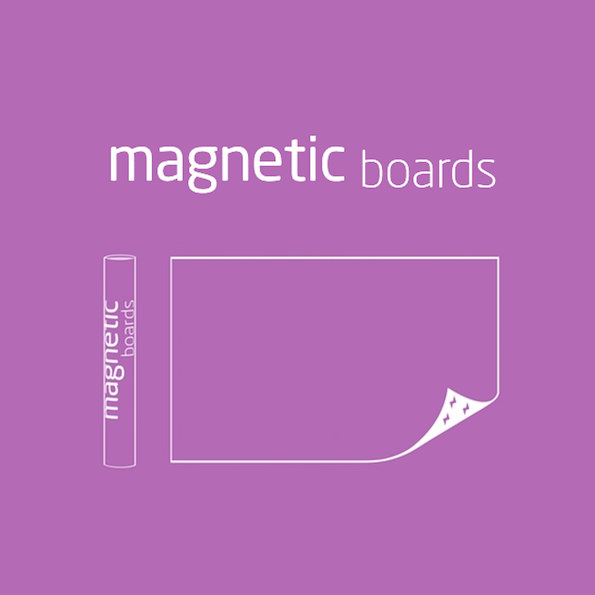 Magnetic® Boards