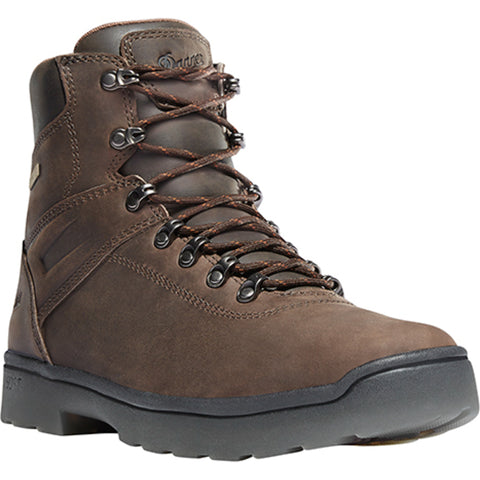 Danner IronSoft 6in NMT Mens Brown Leather Safety Toe Work Boots 14733