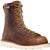Danner Bull Run 8in Mens Brown Leather Oiled Wedge Work Boots 15556
