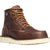 Danner Bull Run Moc Toe 6in Mens Brown Leather Wedge Work Boots 15563
