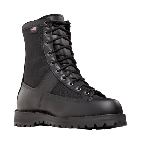 Danner Acadia 8in 400G Womens Black Leather Goretex Military Boots 22600