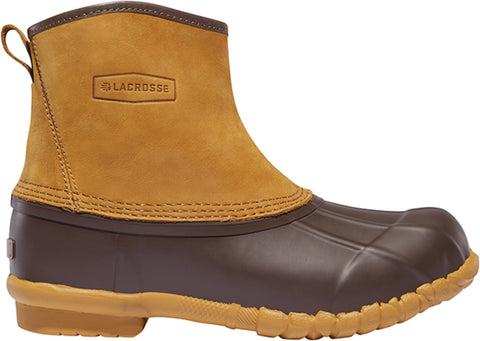 Lacrosse Trekker Mens Brown Leather 7in Oiled Work Boots