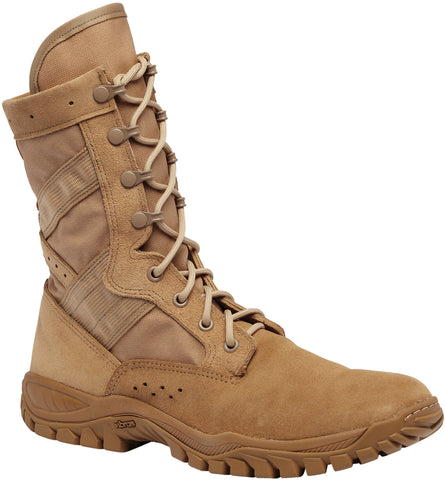 Belleville Ultra Light Assault Boots 320 Tan Leather