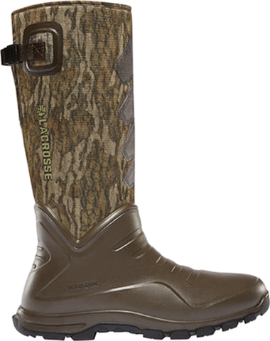 Lacrosse Aerohead Sport Mens Bottomland PU 16in 7mm Hunting Boots