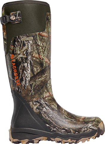 Lacrosse AlphaBurly Pro Mens MOBU Rubber 18in Hunting Boots
