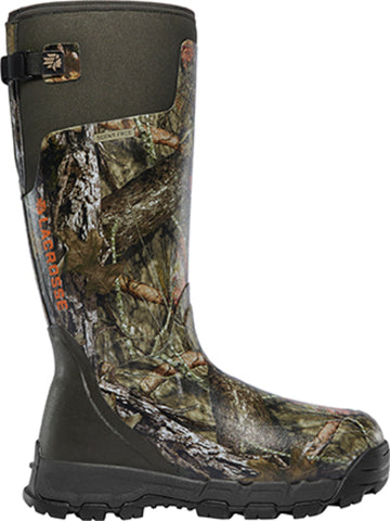 Lacrosse AlphaBurly Pro Mens MOBU Rubber 18in 1000G Hunting Boots