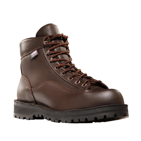 Danner Explorer 6in Womens Brown Leather Goretex Hiking Boots 45200 8.5 M