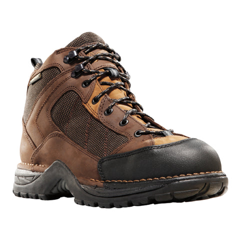 Danner Radical 452 5.5in Mens Dark Brown Leather GTX Hiking Boots 45254