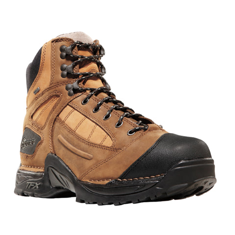 Danner Instigator 6in Mens Brown Leather Goretex Hiking Boots 47000