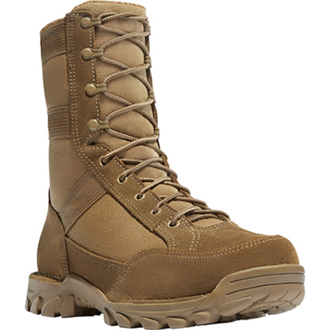 Danner Rivot TFX 8in NMT Mens Coyote Leather Nylon Military Boots 51512
