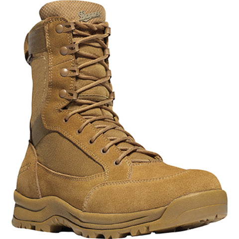 Danner Tanicus 8in Dry Mens Coyote Leather Military Boots 55317