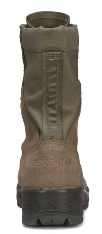 Belleville Hot Weather ST Boots Unisex Sage Leather/Nylon