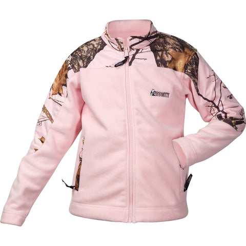 Rocky Silenthunter Womens Pink Fleece Atomic SIQ Combo Jacket