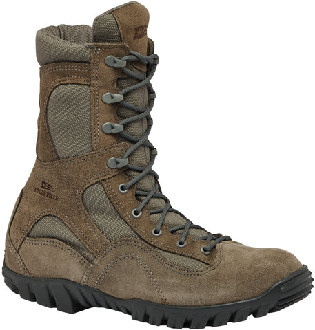 Belleville Waterproof Assault Flight Boots 693 Sage Leather