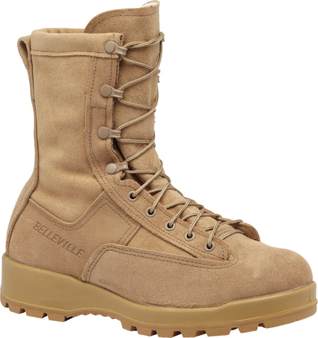 Belleville 600g Insulated Waterproof Steel Toe Boots 775ST Tan Leather