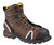 Thorogood Mens Genflex Brown Leather Boots 6in Lace-to-Toe Safety Toes