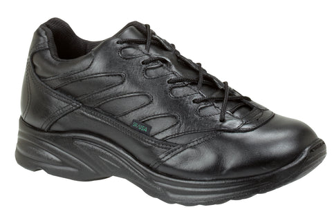 Thorogood Mens Street Black Leather Athletics Shoes Oxford Liberty