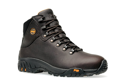 Timberland Pro TiTAN Trekker WP Mens Worcester Leather Work Boots