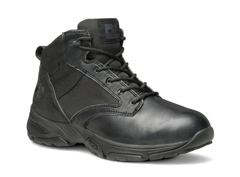 Timberland Pro Tactical 5In Valor WP Mens Black Raptek Work Boots