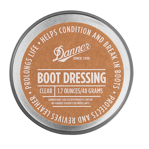 Danner Dressing Unisex Clear Water Resistant Boot Care 97113