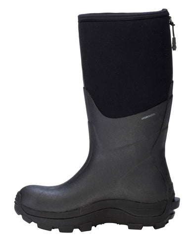 Dryshod Arctic Storm Hi Womens Foam Black/Grey Winter Boots