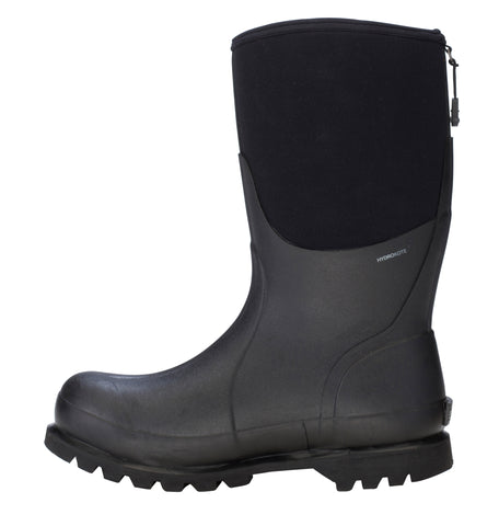 Dryshod Big Bobby Mid Mens Foam Black/Grey Work Boots