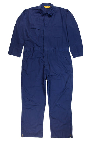 Berne Mens Navy 100% Cotton Unlined Coverall