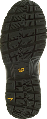 CAT Mens Spur St Peat Leather Work Boots