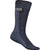 "Rocky Mens Black/Grey GoreTex 11"" Waterproof Socks"