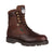Georgia Homeland Mens Brown Leather Insulated Waterproof Work Boots