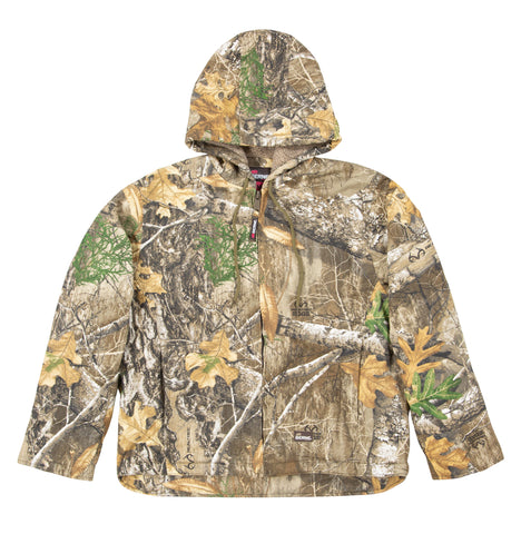 Berne Ladies Realtree Edge 100% Cotton Ladies Snow Drift Coat