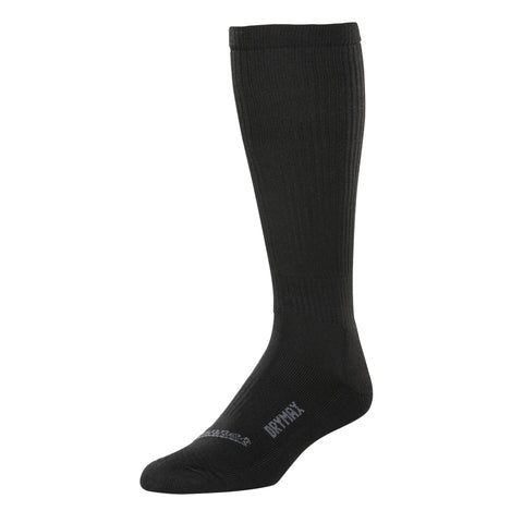 Danner TFX Hot Weather Drymax Over-Calf Unisex Black Socks