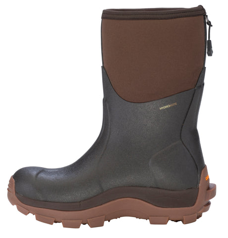 Dryshod Haymaker Mid Womens Foam Brown/Peanut Farm Boots