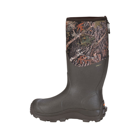 Dryshod Mobu Trailmaster Mens Foam Camo/Timber Hunting Boots