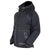 Stormr Mens Typhoon Jacket Black Neoprene Core Hooded AQ6 Fleece