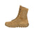Rocky Mens Coyote Brown Leather Lightweight Commercial Military Boots