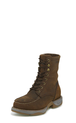 Tony Lama WP ST Mens Sierra Junction Lacer Leather Work Boots