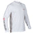 Stormr Mens L/S UV Shield Shirt White Polyester 50+ Wicking