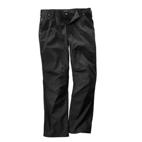 Timberland Pro Gridflex Canvas Work Pant Mens Jet Black Cotton Blend